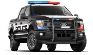 F-150 Police Responder/SSV