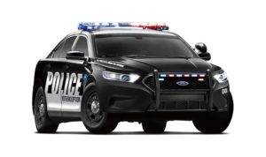 Police Interceptor Sedan/SSP