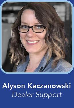 Aly Kaczanowski - Crown Dealer Support
