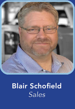 Blair Schofield - Crown Sales