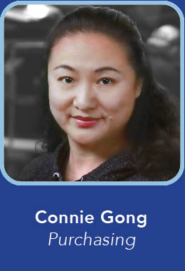 Connie Gong - Crown Purchasing