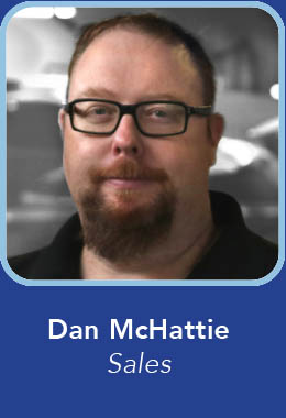 Dan McHattie - Crown Sales