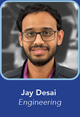Jay Desai - Crown Engineering