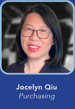 Jocelyn Qiu - Crown Purchasing