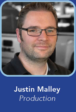 Justin Malley - Crown Production