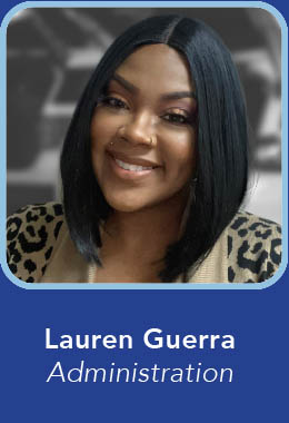 Lauren Guerra - Crown Administration