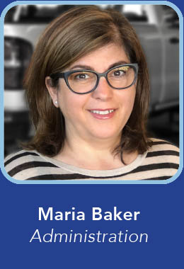 maria baker - Crown Administration