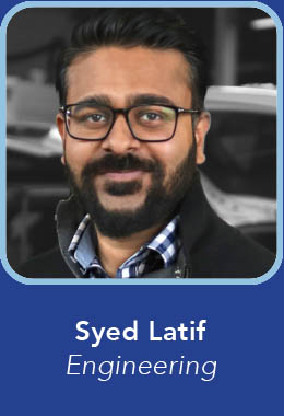 Syed Latif - Crown Engineering