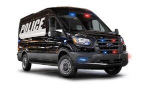 Ford Prisoner Transport Vehicle thumbnail